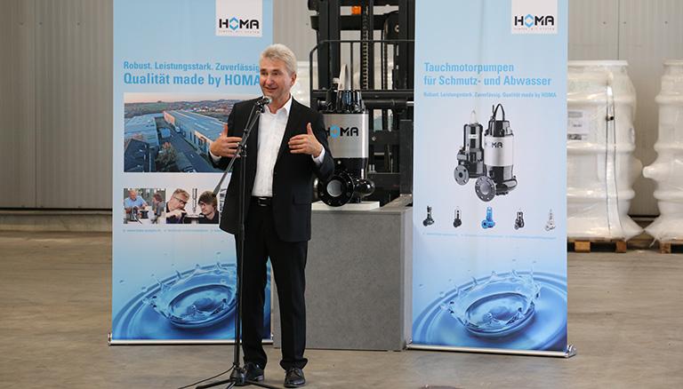 HOMA Pump Technology: Official Global Website